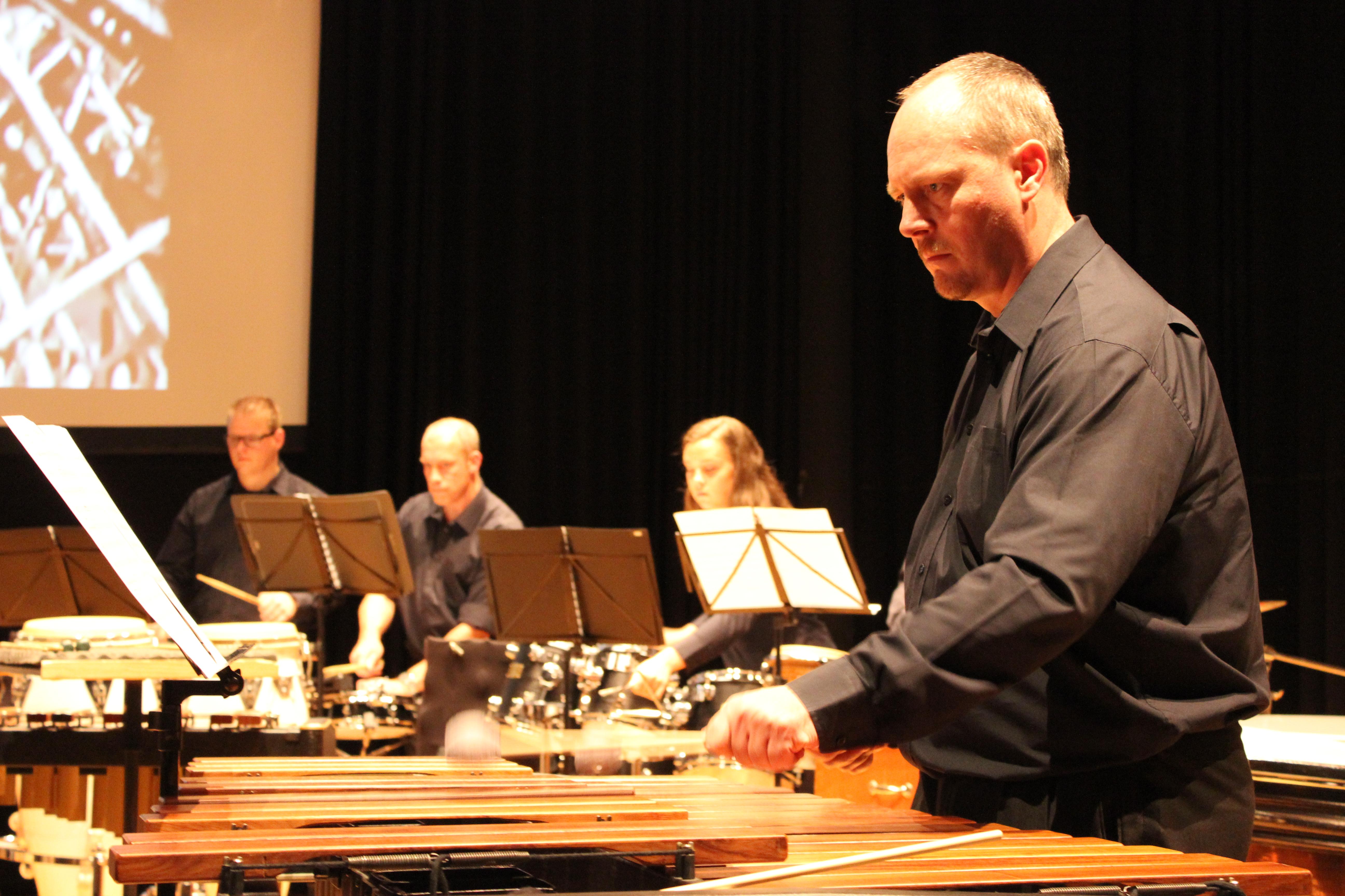 Instructeur Bert Slingerland