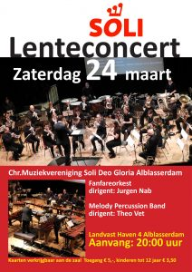 Lenteconcert @ Landvast Alblasserdam