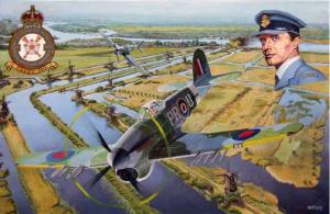 herdenkingsdienst Hawker Typhoon (Soli Klassiek)