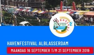 Havenfestival Alblasserdam @ parkeerplaats naast Kruidvat